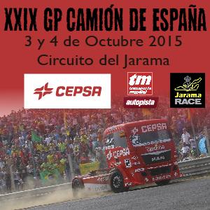 Xxix G.P. Camión De España 2015