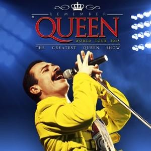 Entradas remember queen world tour 2015 en murcia el for Sala queen pontevedra
