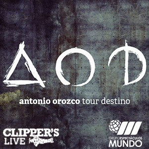 "Antonio Orozco ""Tour Destino"""