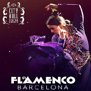 Flamenco Barcelona En El Teatro City Hall