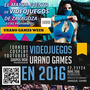 URANO GAMES WEEK (Abono)