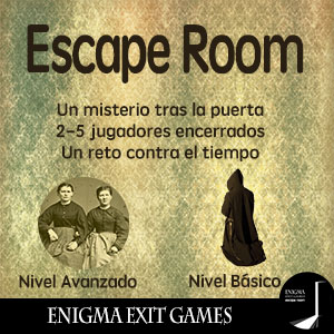 Enigma Valladolid Escape Room