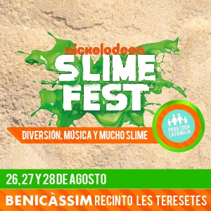 NICKELODEON SLIME FEST - Individual/Pack Familiar