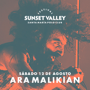 Ara Malikian - Sunset Valley Festival