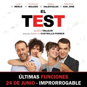 EL TEST (2ª Temporada)