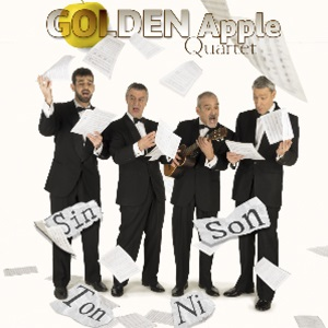 GOLDEN APPLE QUARTET - SIN TON NI SON
