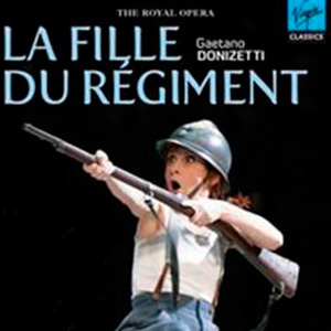 LA FILLE DU REGIMENT-RETRANSMISIÓN DIFERIDO