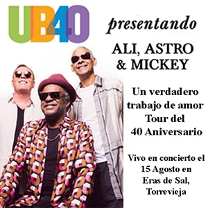 UB40 featuring Ali, Astro and Micky