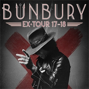 "Enrique Bunbury ""Expectativas Tour"""