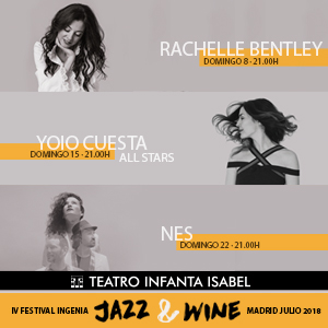 Nes - Ingenia Jazz & Wine Festival