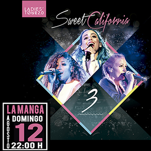 "Sweet California ""Ladies Tour 2.0"""