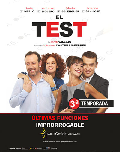 El Test (3ª Temporada)