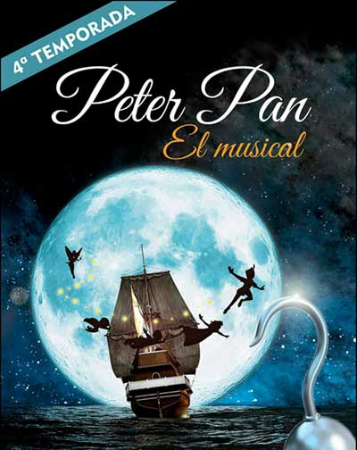 Peter Pan, El Musical