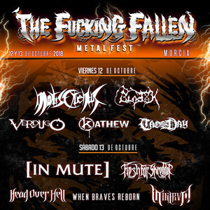 The Fucking Fallen Metal Fest  (12 y 13/10/18)