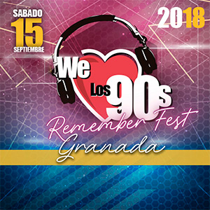 WE Los 90's Remember Festival