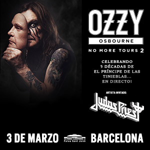 "Ozzy Osbourne ""No More Tours 2"""