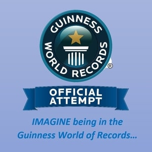 Guinness World Record Beetle Drive Challenge
