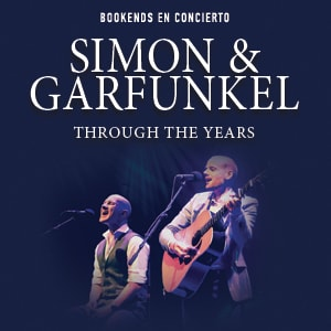 Simon & Garfunkel, through the years