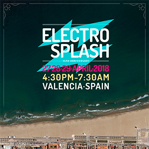 Electrosplash Beyond Music (27,28 y 29/04/18)