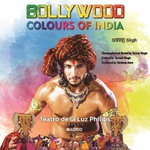Bollywood, Colours of India.