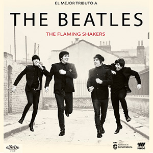 The Beatles - The Flaming Shakers