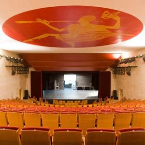 Sala argenta del palacio de festivales santander for Sala de estar palacio