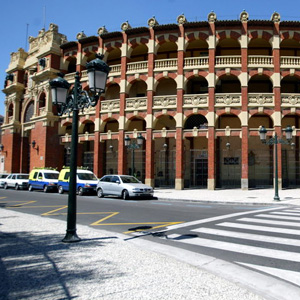 Plaza de toros la misericordia zaragoza zaragoza for Codigo postal calle salamanca valencia